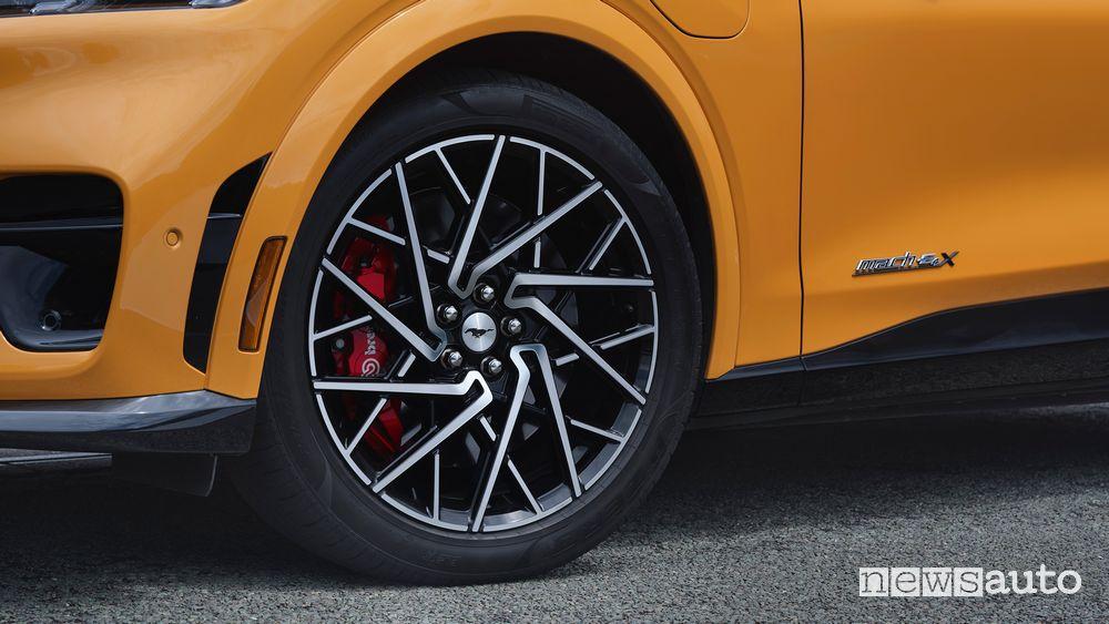 "Cerchi in lega da 20"" Ford Mustang Mach-E GT"