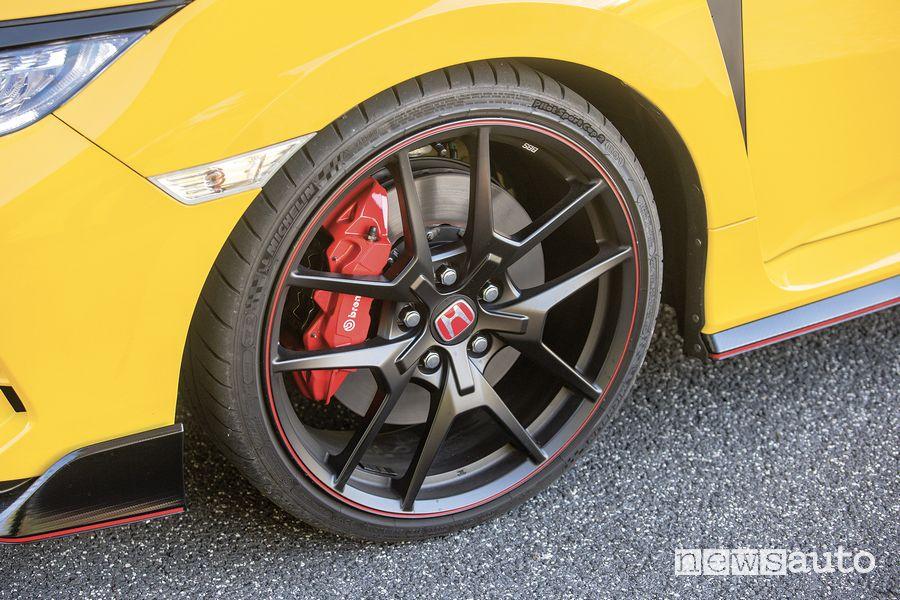 Cerchi in lega Honda Civic Type R Limited Edition