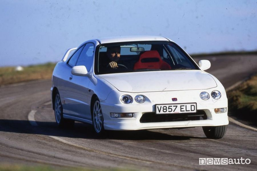 Honda Integra Type R (1998)