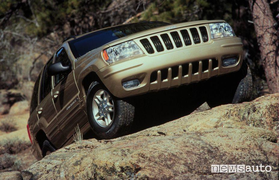 Jeep Grand Cherokee del 1999