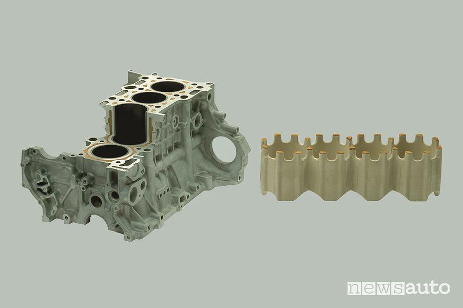 Cilindri, anima motore diesel Honda i-CTDi