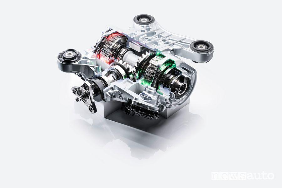 Tecnologia RS Torque Splitter Audi RS 3