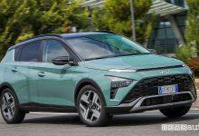 Nuova Hyundai Bayon, caratteristiche e prezzi