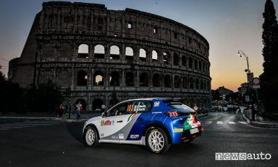 Rally di Roma 2021, risultati e classifiche