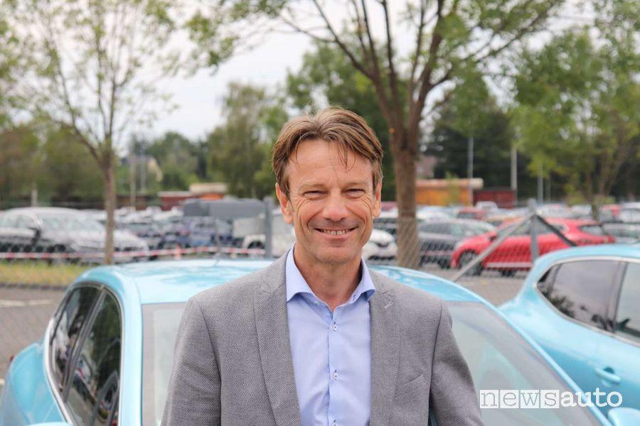 Uwe Hochgeschurtz dal 1° settembre 2021 è il nuovo CEO Opel