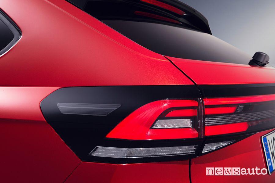 Faro posteriore nuova Volkswagen Taigo