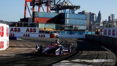 ePrix Formula E New York orari