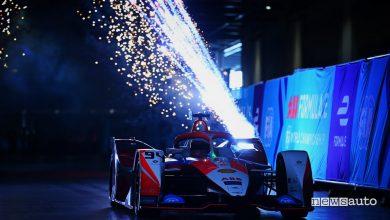 Gara 2 ePrix Formula E 2021 Alex Lynn Mahindra Racing