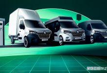 Furgoni ad idrogeno Renault, nasce il progetto HYVA