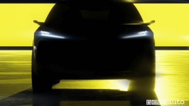 Auto elettriche Lotus