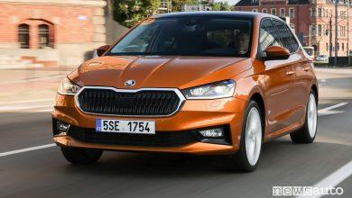 Nuova Škoda Fabia benzina, cosa cambia, caratteristiche e prezzi