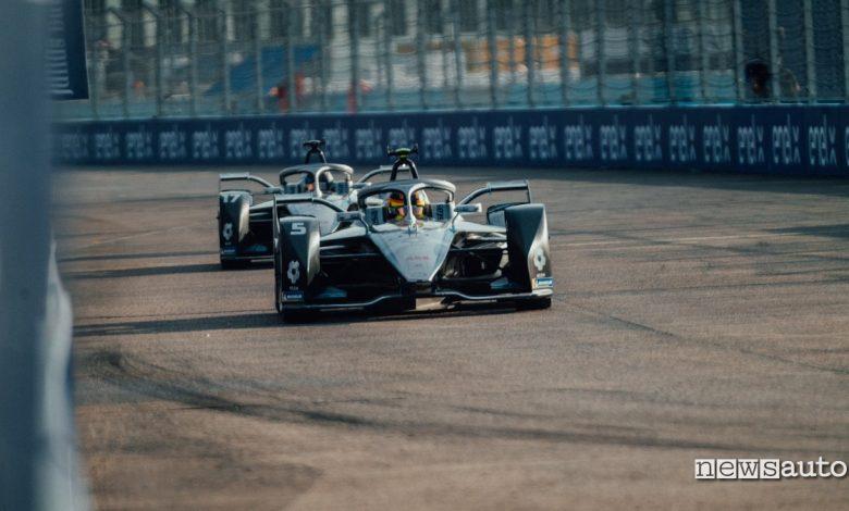 gara 2 ePrix Formula E 2021