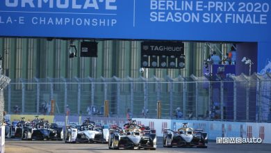 orari ePrix Berlino Formula E 2021