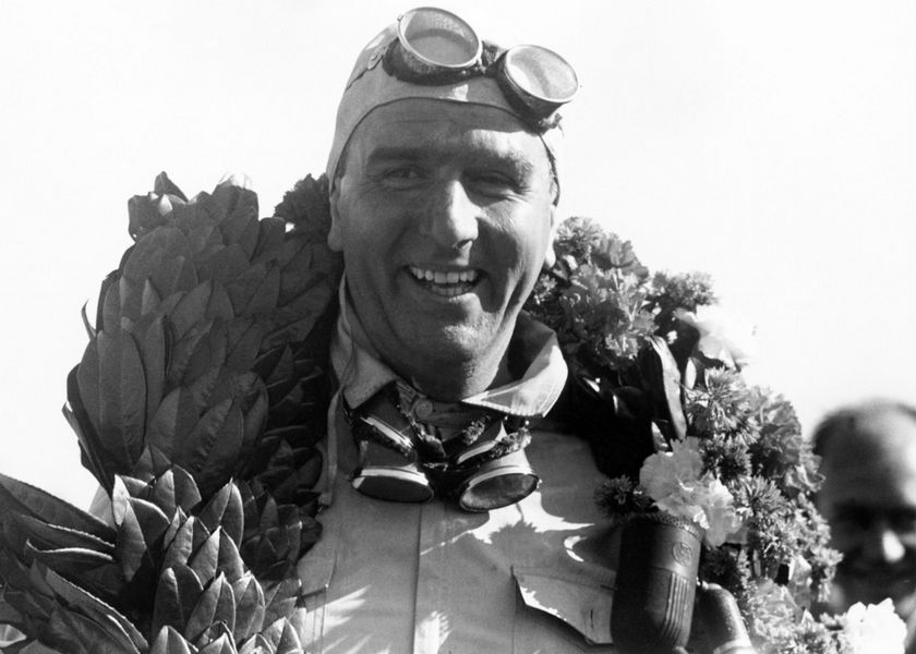 F1 Heros Gp Gran Bretagna 1950 Nino Farina