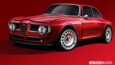 Emilia GT Veloce restomod Alfa Romeo Giulia GTA