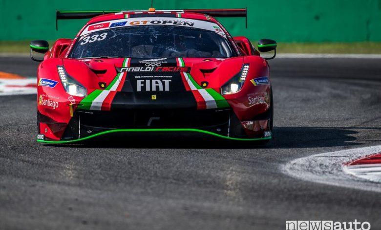 Ferrari 488 GT3 Crestani-Hites International GT Open Monza 2021