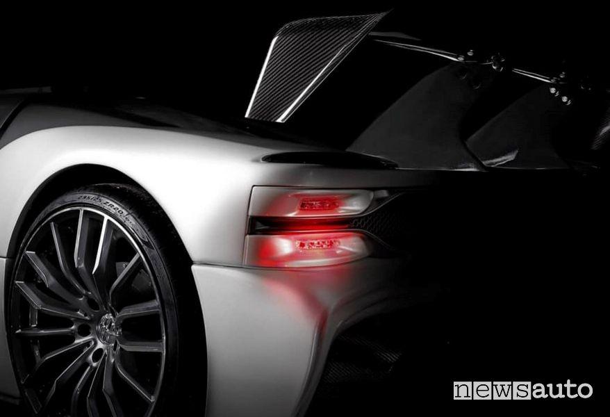 Teaser prototipo hypercar Monte Carlo Automobiles