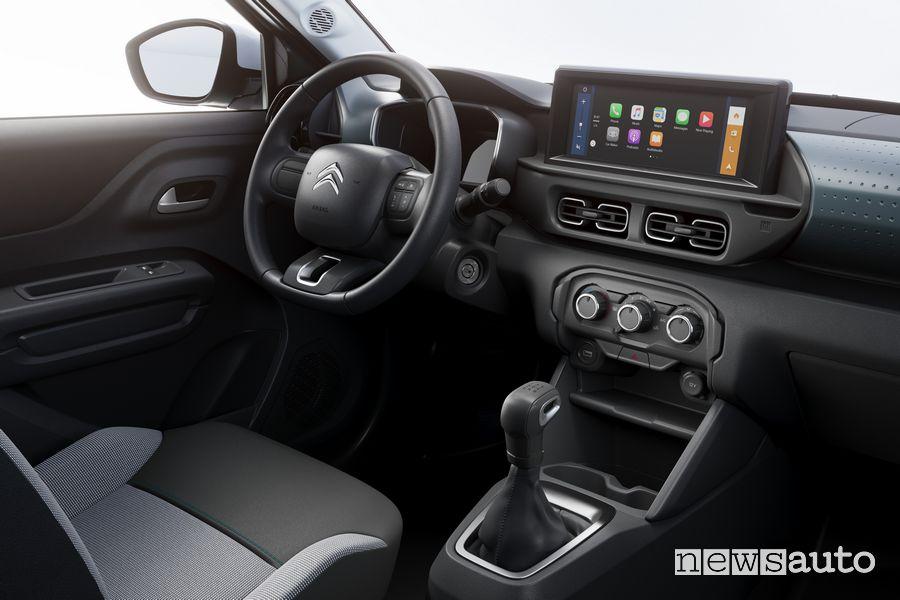 Plancia strumenti abitacolo nuova Citroën C3 Brasile