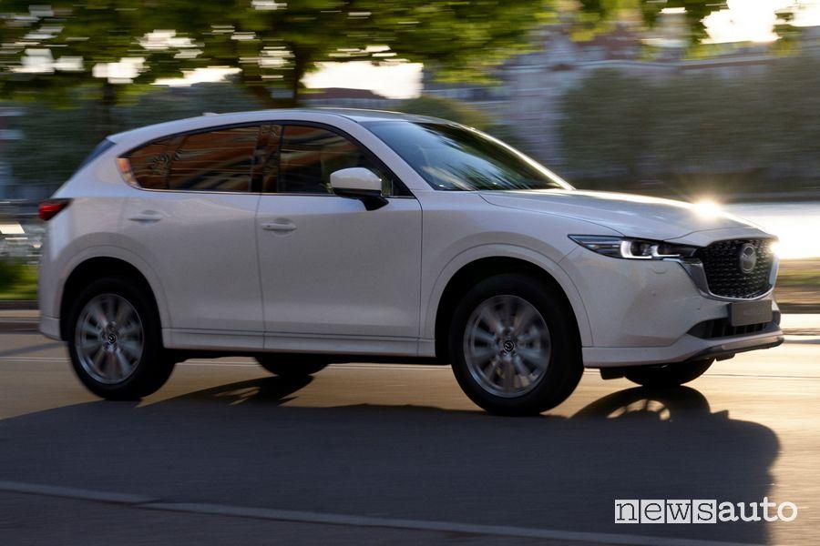 Prezzi Mazda CX-5 2022