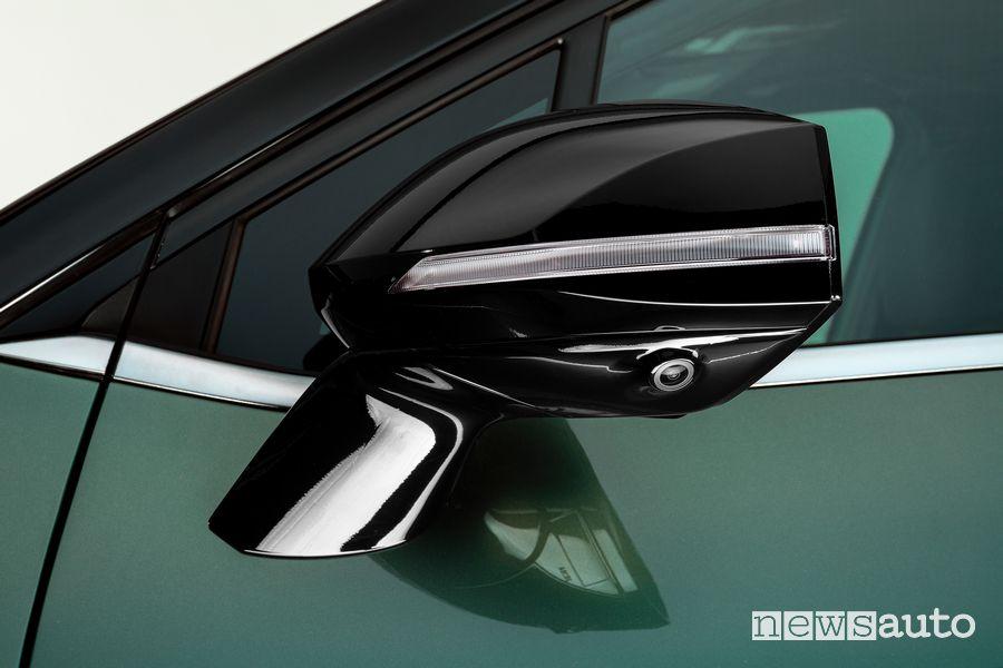 Telecamera specchietto laterale nuovo Kia Sportage GT Line