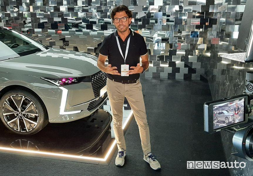 Eugenio Franzetti, Managing Director DS Automobiles Italia