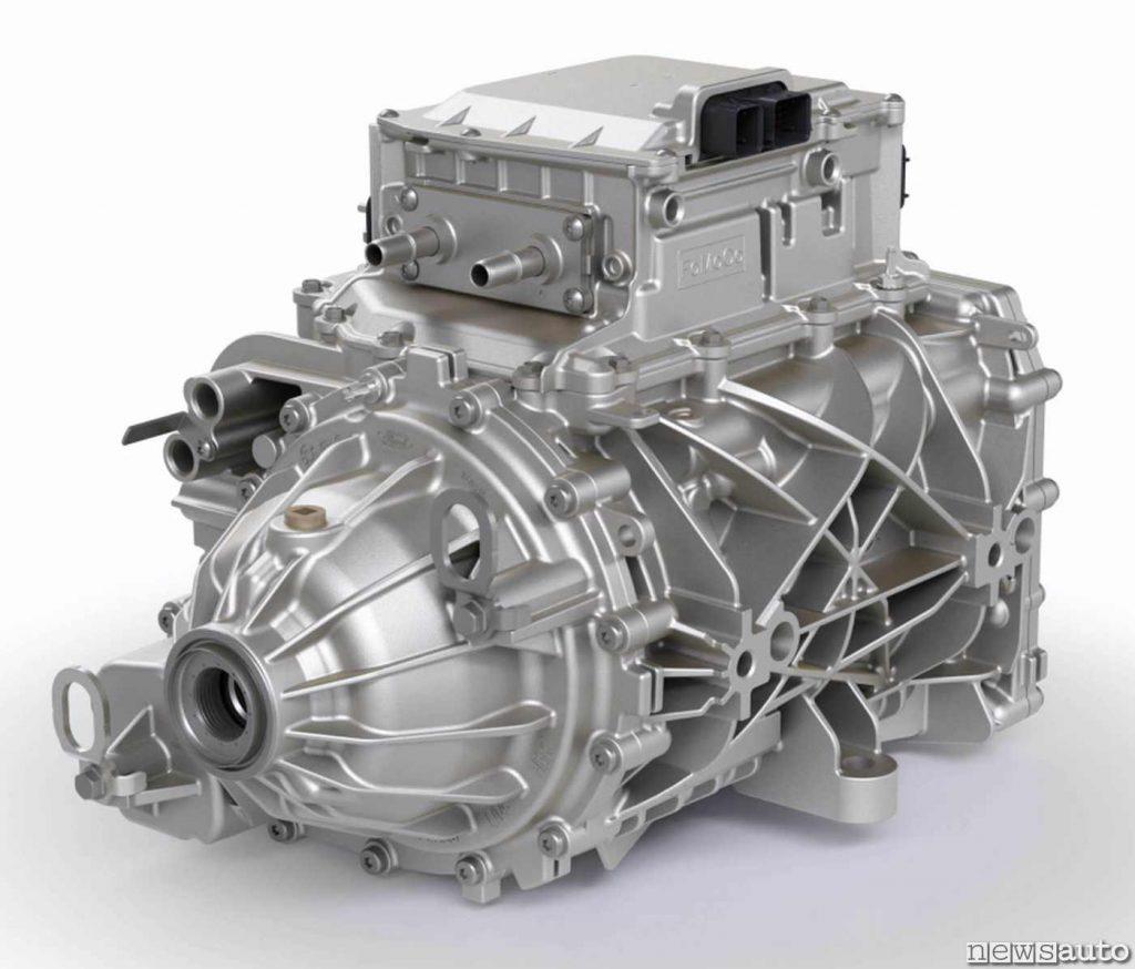 Il motore elettrico della Ford Mustang Mach-e sarà reso disponibile come kit retrofit per convertire vecchie auto