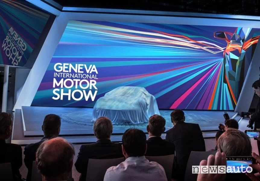 Salone di Ginevra GIMS 2022 convegni e conferenze stampa