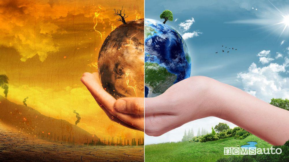 Transizione energetica Europa Green Deal
