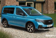 Nuovo Ford Tourneo Connect Active