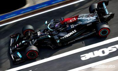 Qualifiche F1 Gp Turchia 2021, la griglia di partenza