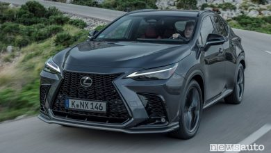Lexus NX 2022, prova su strada come va, test SUV Plug-In Hybrid